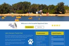 caravan-park-website