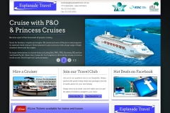 travel-agent-web-design